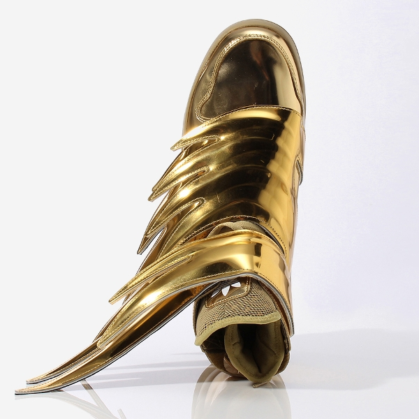 Adidas Jeremy Scott Wings 3.0 Gold