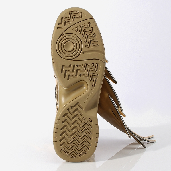 Adidas Jeremy Scott Wings 3.0 Gold (dorée) (2)