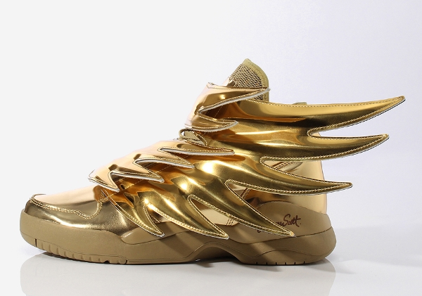 Adidas Jeremy Scott Wings 3.0 Gold (dorée) (4)