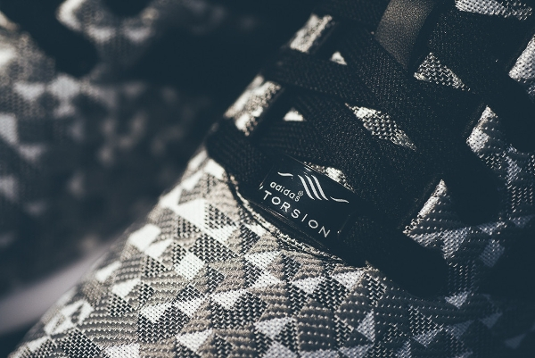 Adidas ZX Flux Weave Solid Grey
