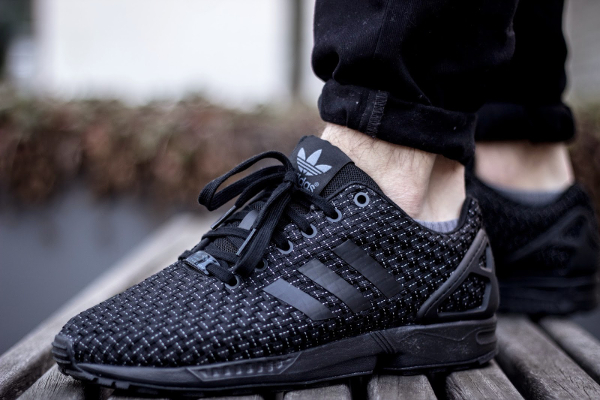Adidas ZX Flux Woven 3M - Chrisflanell
