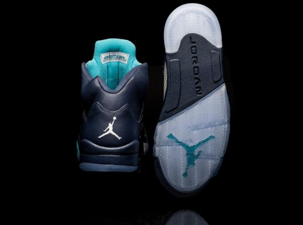 Air Jordan 5 Retro Charlotte Hornets (9)