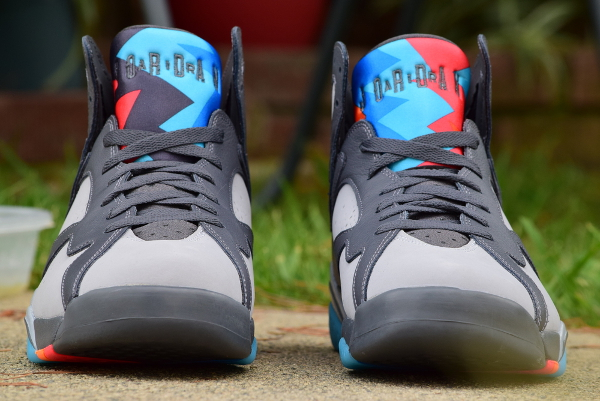 Air Jordan 7 Retro Barcelona Days 2015 (3)
