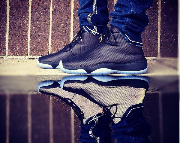 Air Jordan Future 3M - Iam_mztee