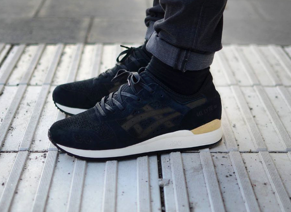 Asics Gel Lyte 3 Black Laser Cut (1)