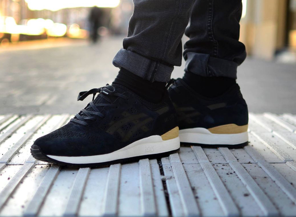 Asics Gel Lyte 3 Black Laser Cut (3)