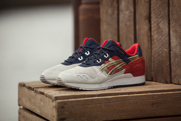 Asics Gel Lyte 3 x Concepts '25th Anniversary'
