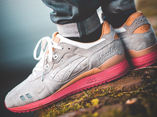 Asics Gel Lyte 3 x Packer Shoes Dirty Buck - Olirambo86
