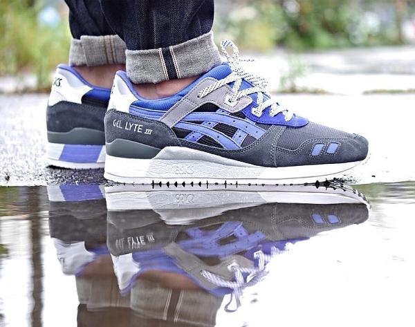 Asics Gel Lyte 3 x Sneaker Freaker Alvin Purple - Turnschuhfreund