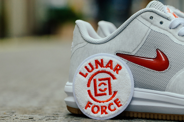 CLOT x Nike Lunar Force 1 Fuse SP Neutral Grey Uni Red (4)