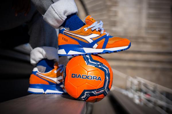 Diadora N9000 x Packer Shoes Dinamo Zagreb