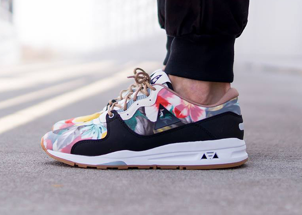 Le Coq Sportif LCS R1400 Tropical Flowers | Sneakers actus