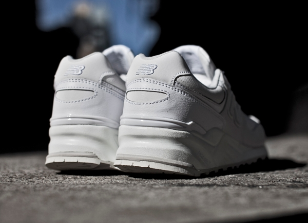 New Balance ML999AW White (blanc) (2)