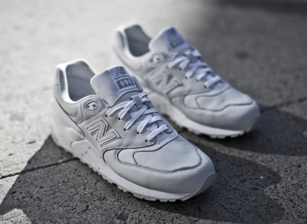 New Balance ML999AW White (blanc) (5)