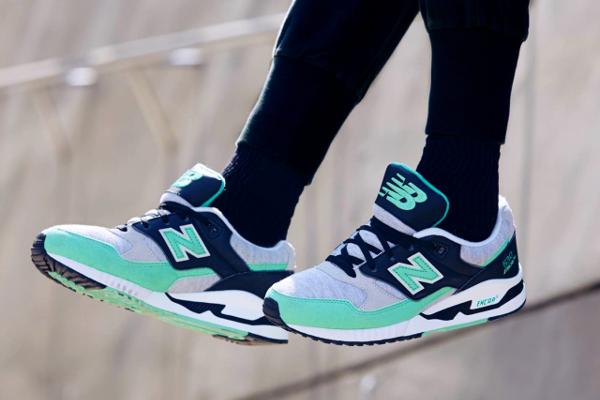 New Balance 530 Femme Verte