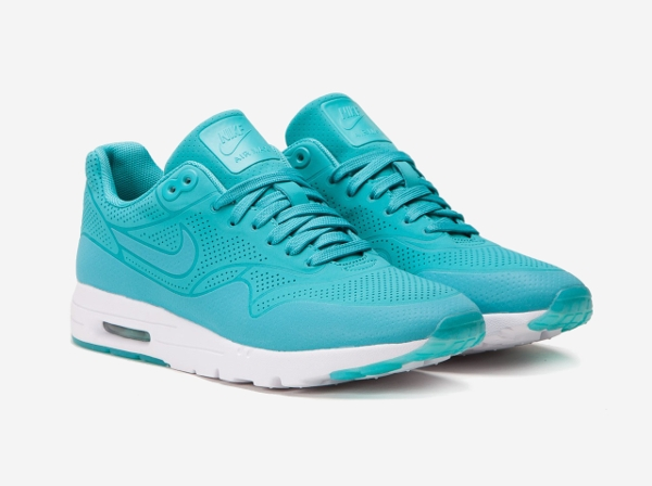 Nike Air Max 1 Ultra Moire Light Retro (turquoise) (2)