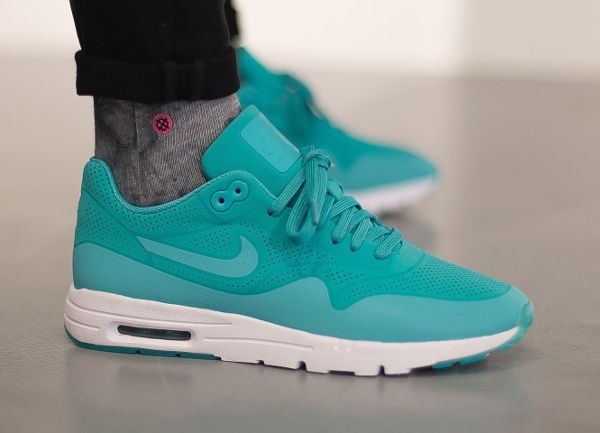 Nike Air Max 1 Ultra Moire Light Retro (turquoise) (6)