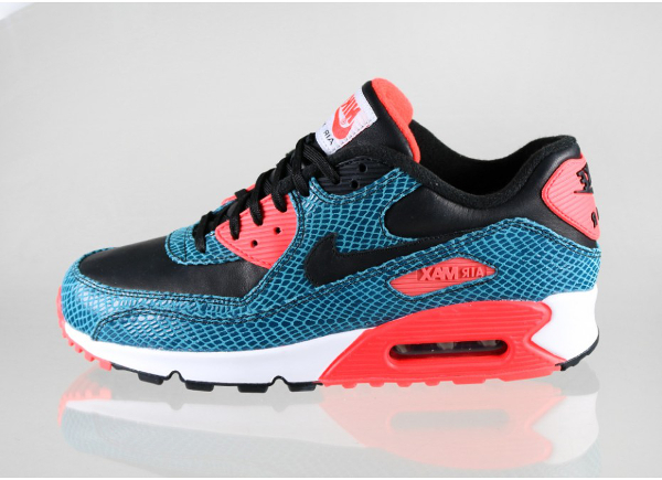 Nike Air Max 90 Infrared Dusty Cactus