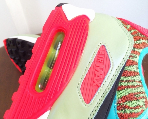 Nike Air Max 90 Infrared Flash Lime Jade 25th anniversary (8)