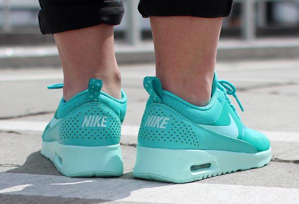 Nike Air Max Thea Artisan Teal | Sneakers actus