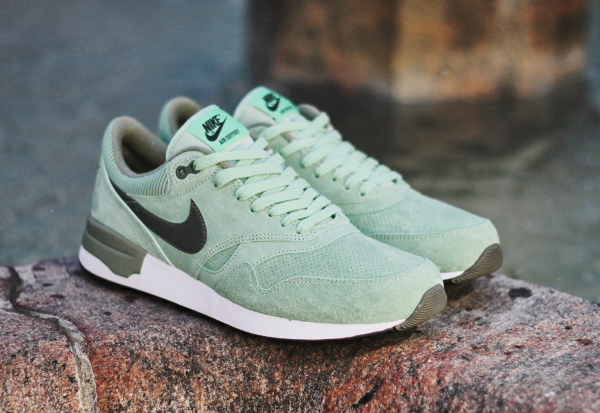 Nike Air Odyssey Leather Enamel Green (vert menthe) (6)