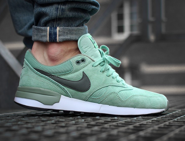 Nike Air Odyssey Leather Enamel Green (vert menthe) (7)