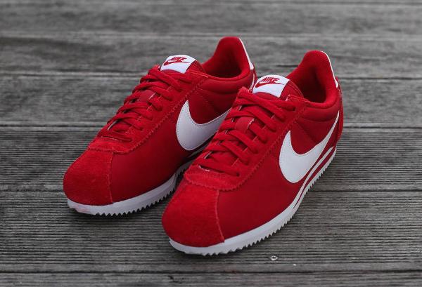 Nike Cortez OG Nylon Gym Red (Rouge) : où l'acheter ?