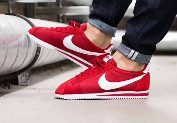 50654b75fe1 Nike Cortez OG Nylon Gym Red (Rouge)   où l acheter