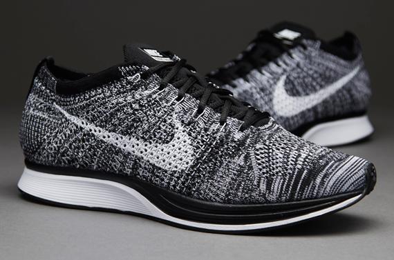 Nike Flyknit Racer Black White Oreo 2015 (6)
