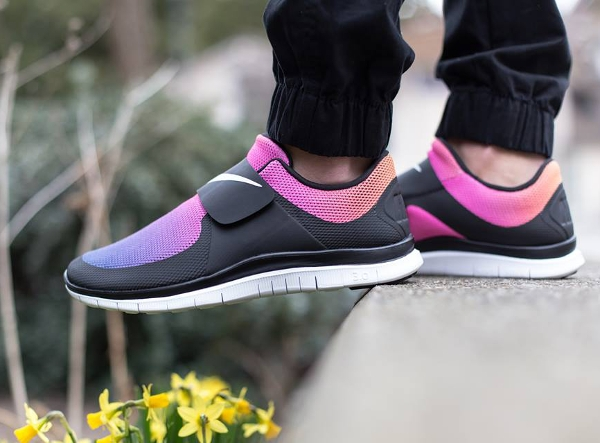 Nike Free Socfly (Sock Racer) SD Sunset (1)