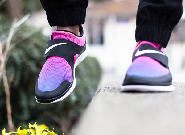 Nike Free Socfly (Sock Racer) SD Sunset (2)