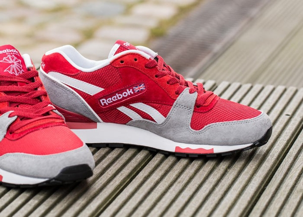 Reebok GL6000 Flash Red Flat Grey  (3)