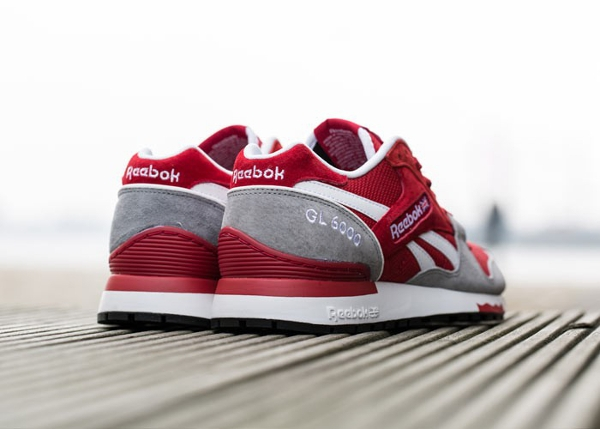 Reebok GL6000 Flash Red Flat Grey  (4)