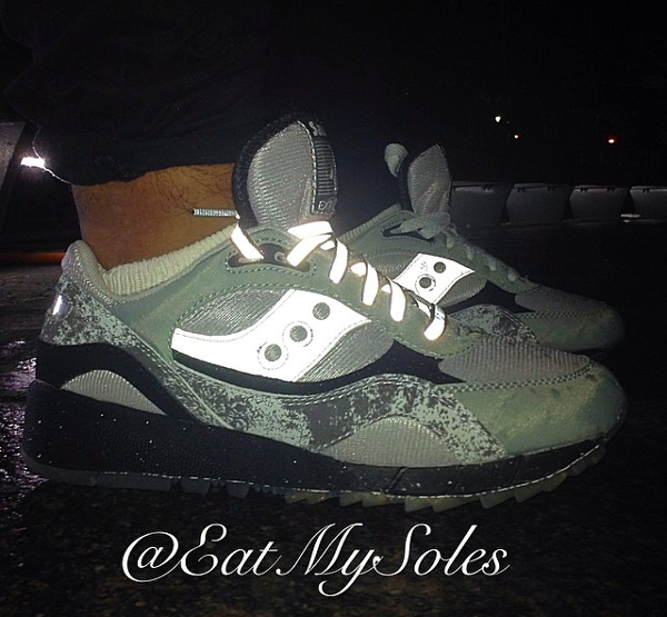 Saucony x Extra Butter - Eatmysoles