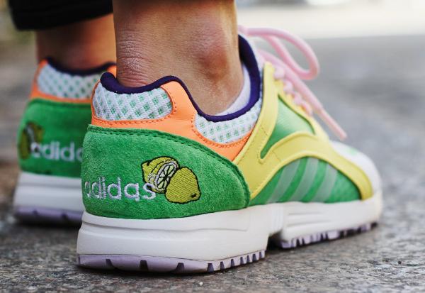 Adidas Racer Lite W Lemon Mojito (1)