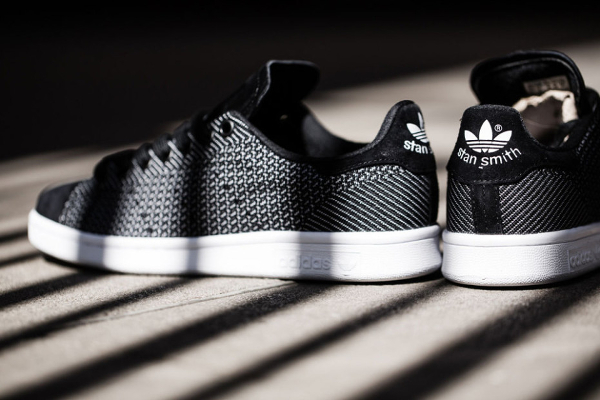 stan smith noir promo