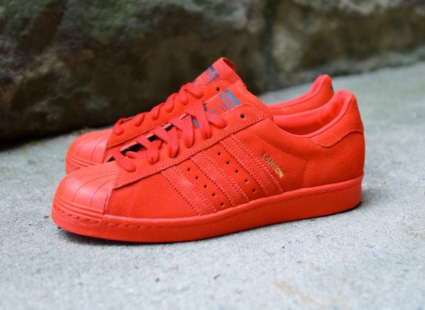 Adidas Superstar 80's City London (Big Ben)