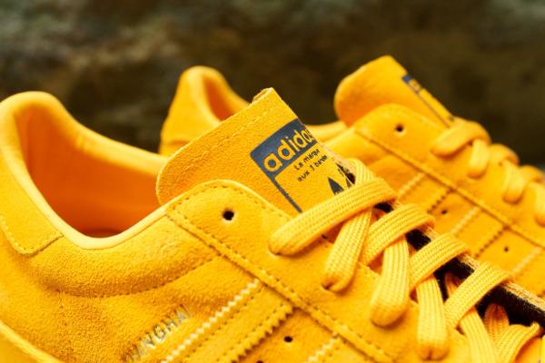 Adidas Superstar 80's Collegiate Gold City Shanghai (2)