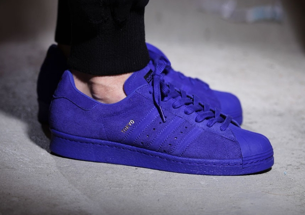 Adidas Superstar 80's Tokyo City Night Flash (4)