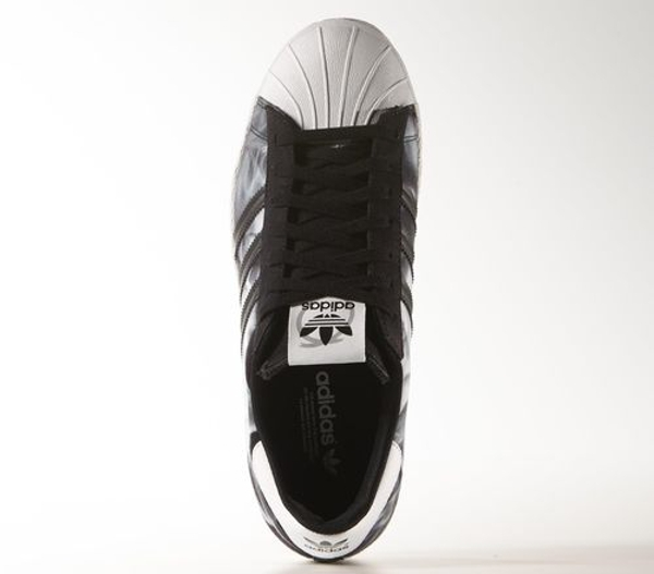 Adidas Superstar 80's x Rita Ora Core Black Ftwr White (1)
