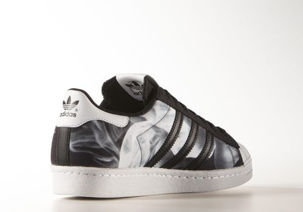 Adidas Superstar 80's x Rita Ora Core Black Ftwr White (3)