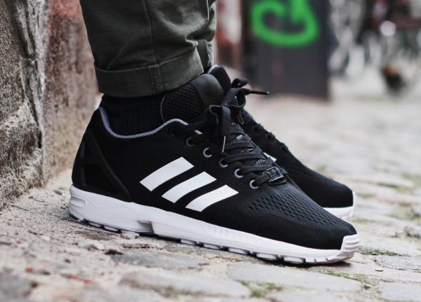 Adidas ZX Flux EM 'Core Black'