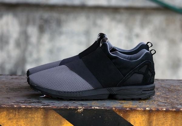 adidas zx flux sans lacet