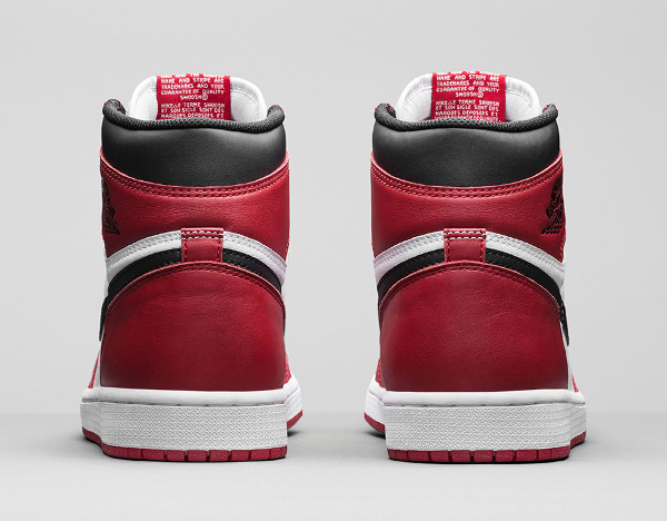 Air Jordan 1 Retro High OG White Varsity Red 2015 (5)