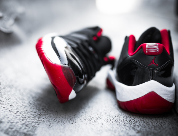 Air Jordan 11 Low True Red (Chicago Bulls) 2015 (2)