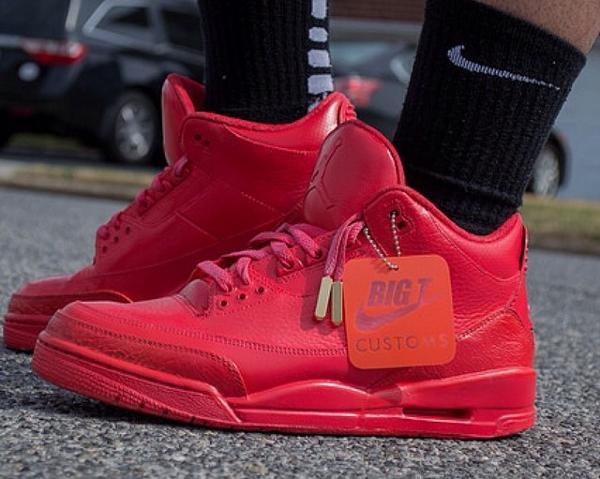 Air Jordan 3 Red October - Thomasvella