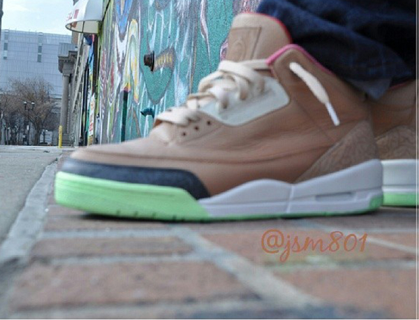 Air Jordan 3 Yeezy - jsm801