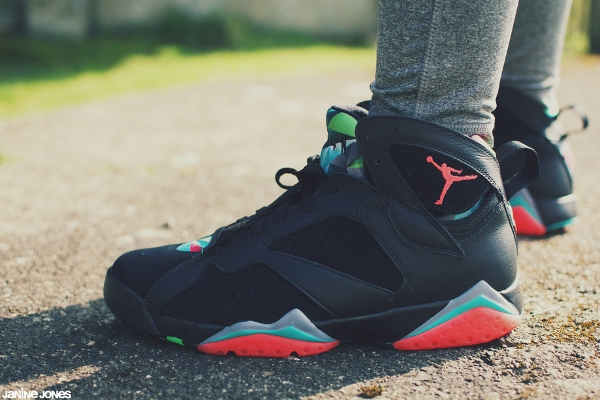 Air Jordan 7 Barcelona Nights - Dgk905-1