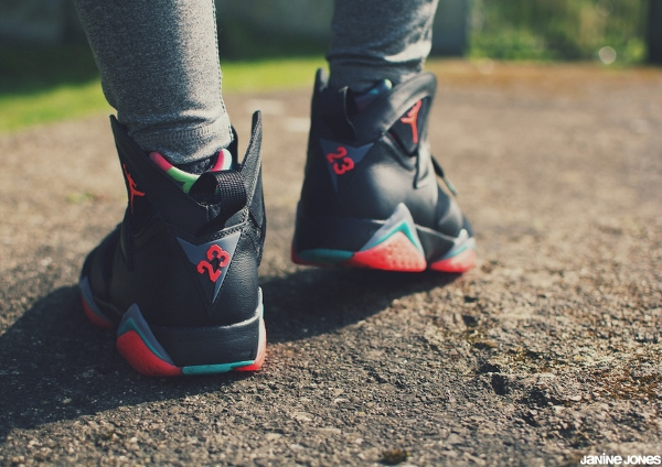 Air Jordan 7 Barcelona Nights - Dgk905