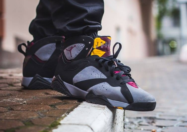 Air Jordan 7 Bordeaux -  Sneakershot